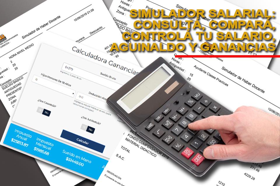 simulador salarial